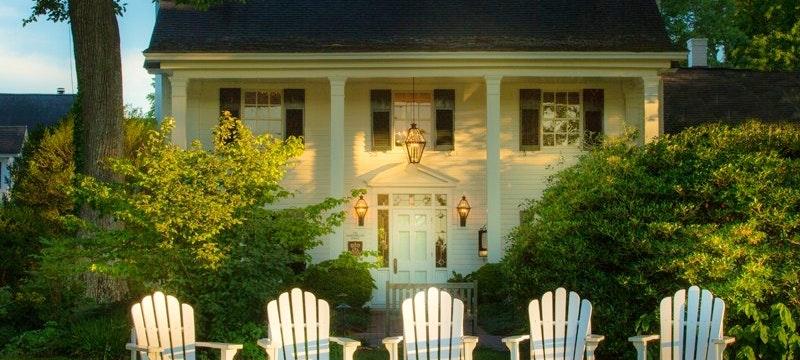 The Fearrington House Inn (Chapel Hill)