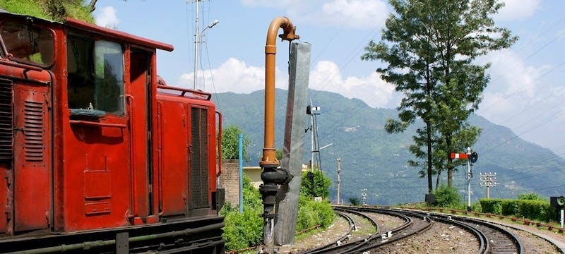 Narrow gauge railway, Himalayas