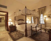 Bedroom at The Imperial New Delhi