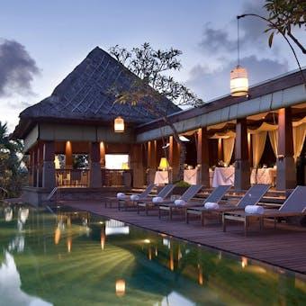 Main Pool & Restaurant at The Kayana, Bali