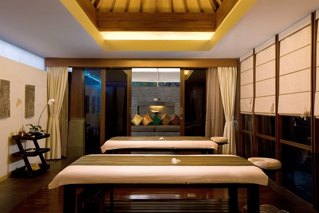 Spa Treatment Room at The Kayana, Bali