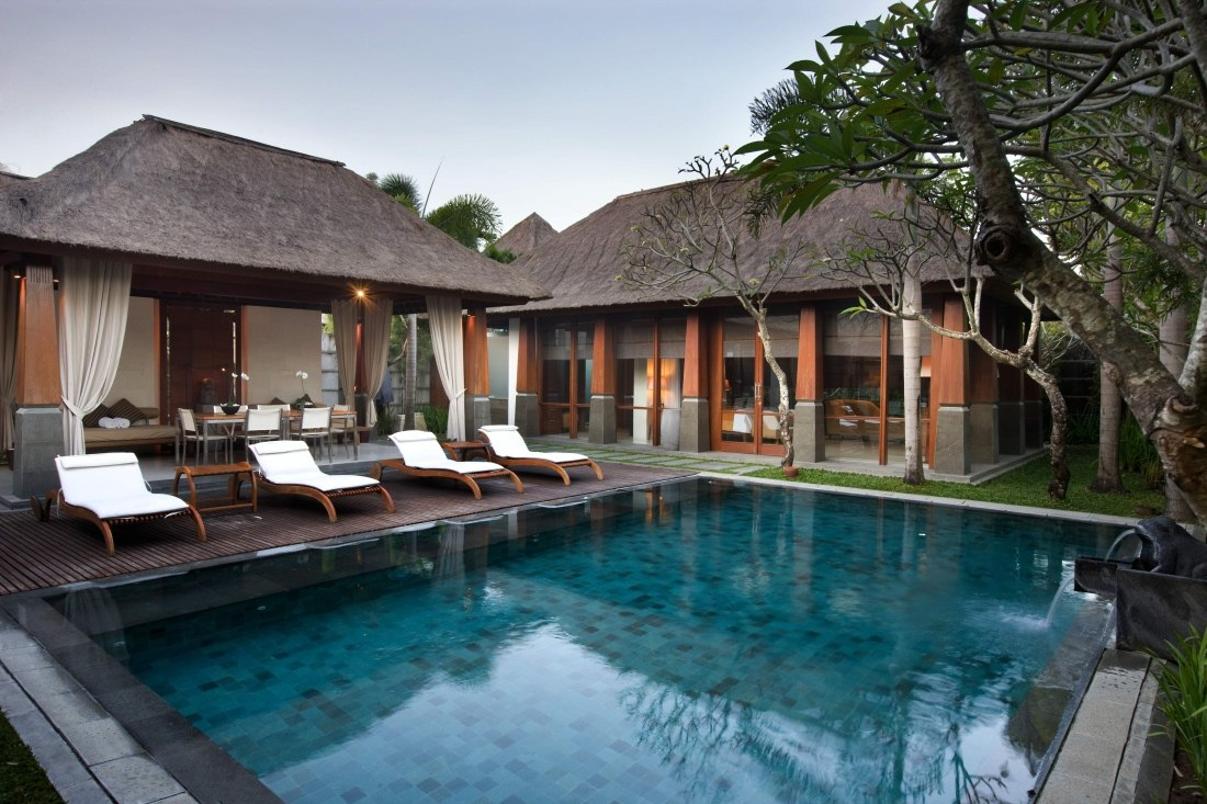 Two Bedroom Villa at The Kayana, Bali