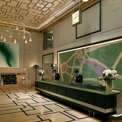 The London NYC Lobby