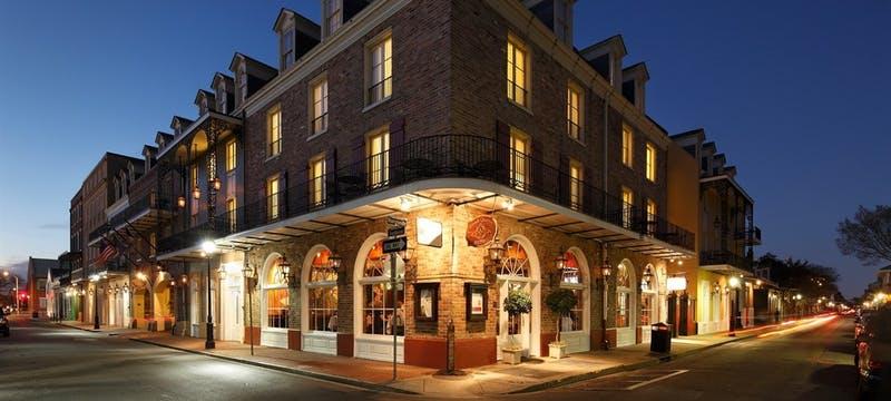 The Maison Dupuy (New Orleans)