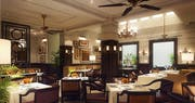 Colonial Cafe at The Majestic Hotel Kuala Lumpur