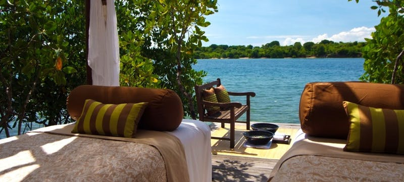 Mangrove Spa at Menjangan Resort, Bali