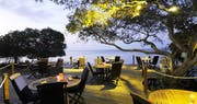 Pantai Restaurant  at Menjangan Resort, Bali