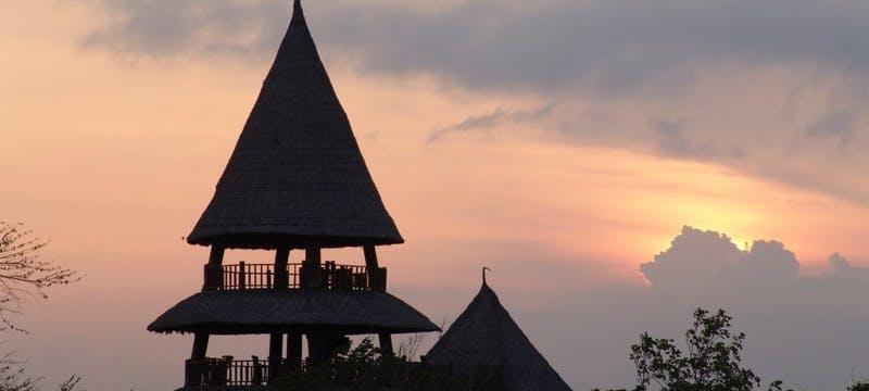 Bali Tower  at Menjangan Resort, Bali