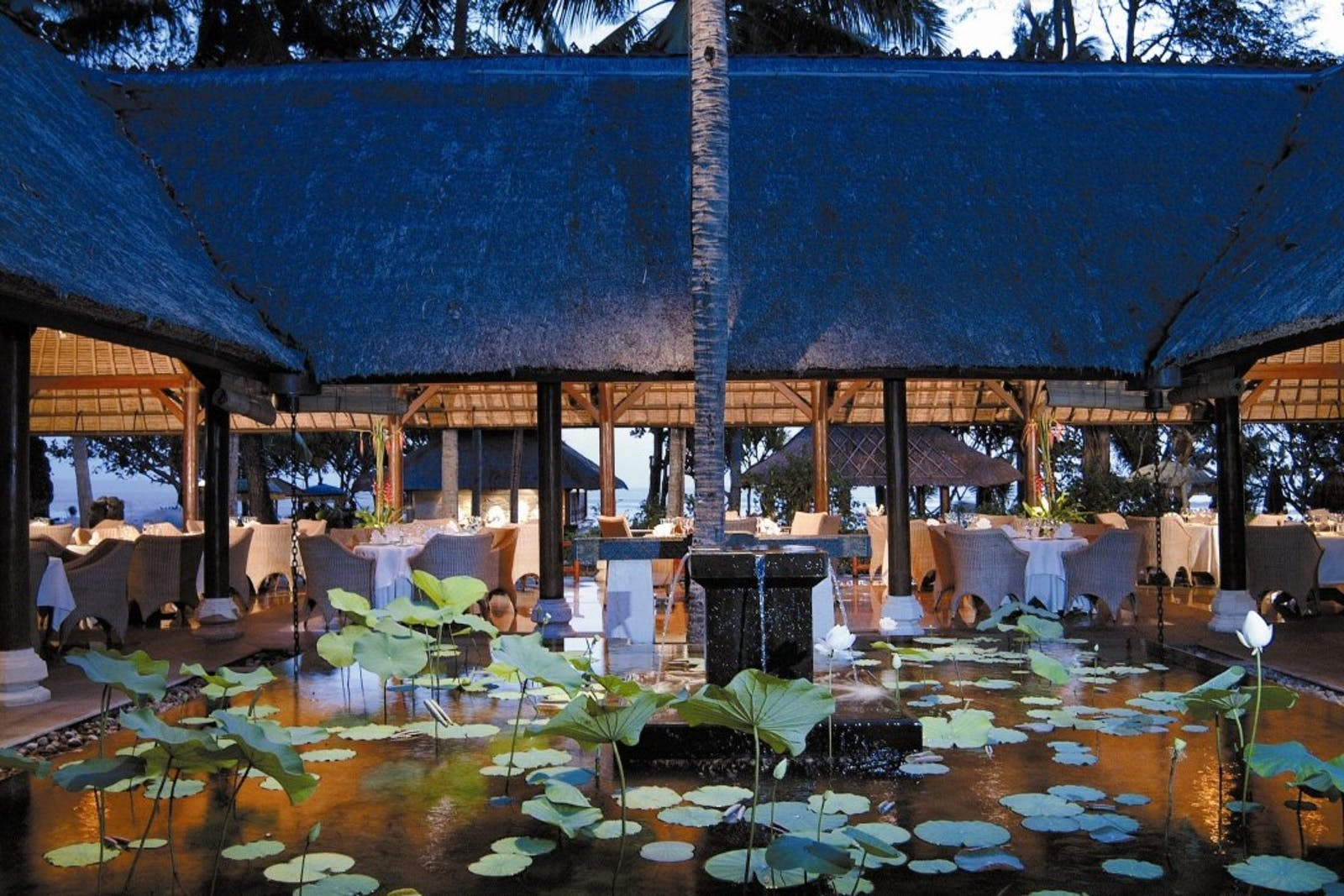 Kura Kura Restaurant at The Oberoi Bali