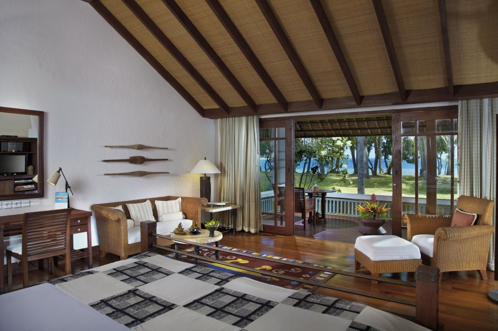 Luxury Pavilion at The Oberoi Lombok