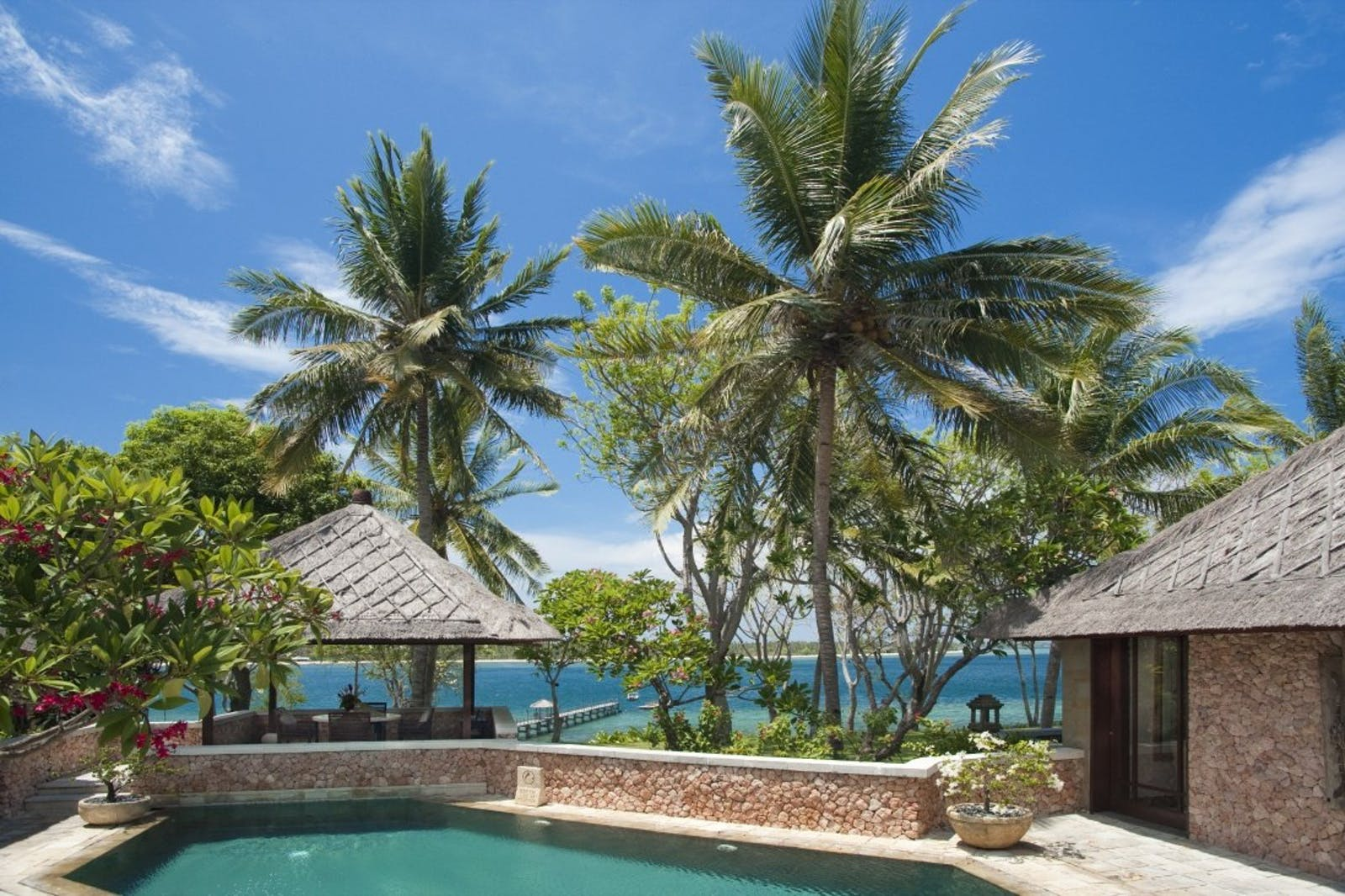 Villa with Pool at The Oberoi Lombok