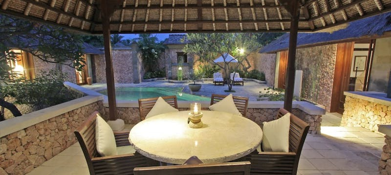 Two Bedroom Villa at The Oberoi Lombok