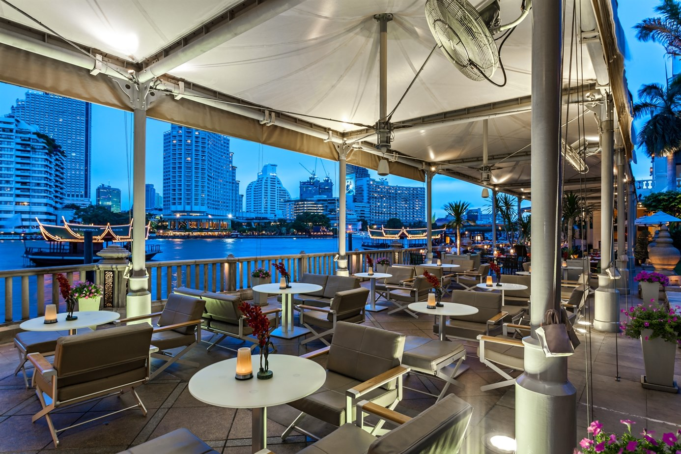 River Bar at The Peninsula Bangkok