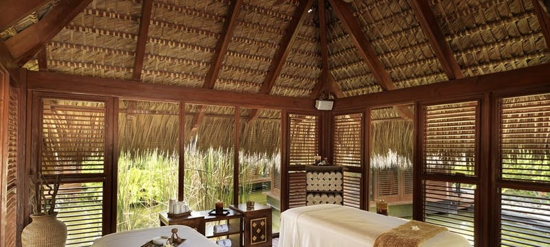 Yhi Spa Treatment Room