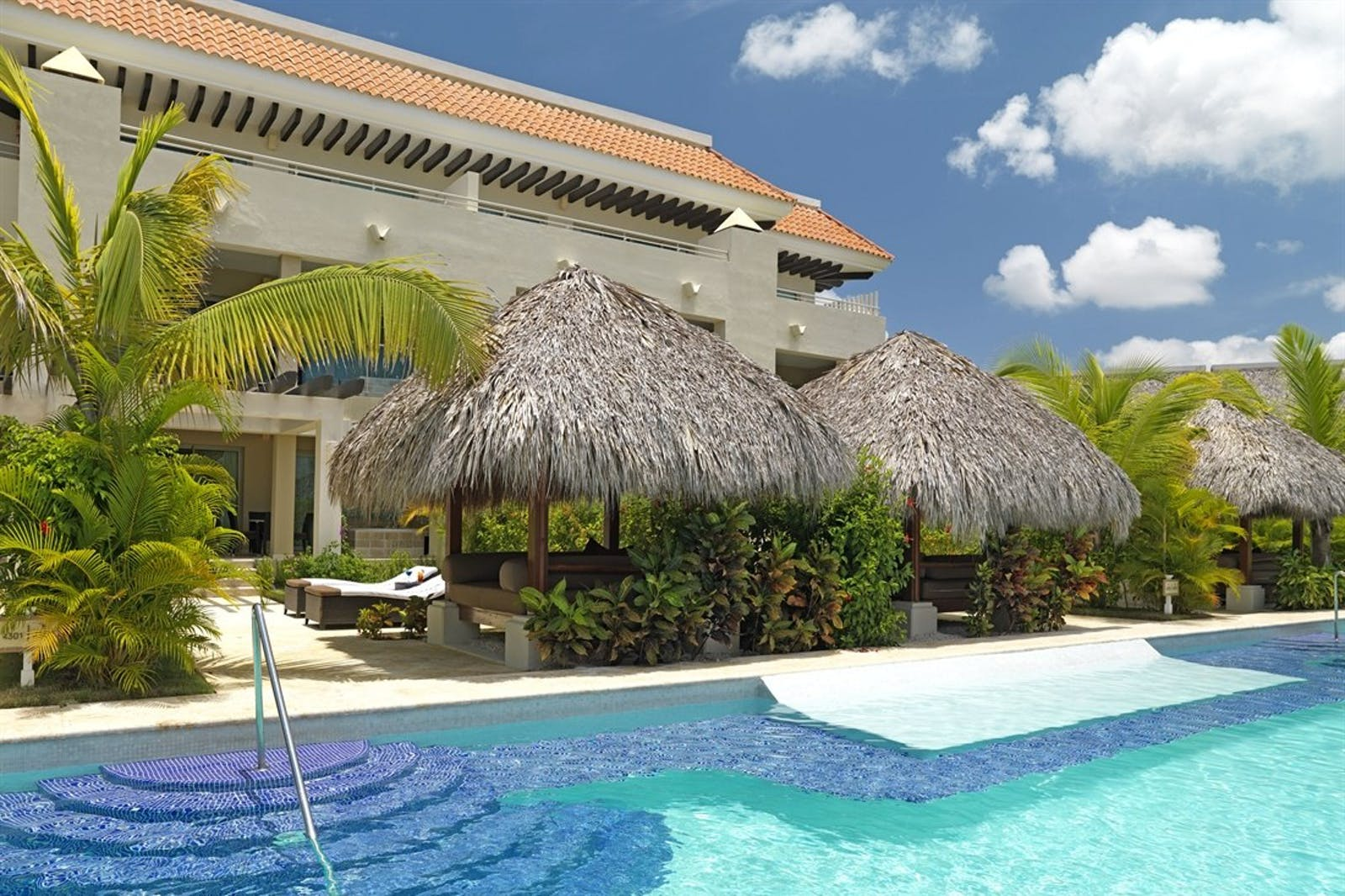 Swim Up Suites at The Reserve at Paradisus Palma Real, Dominican Republic