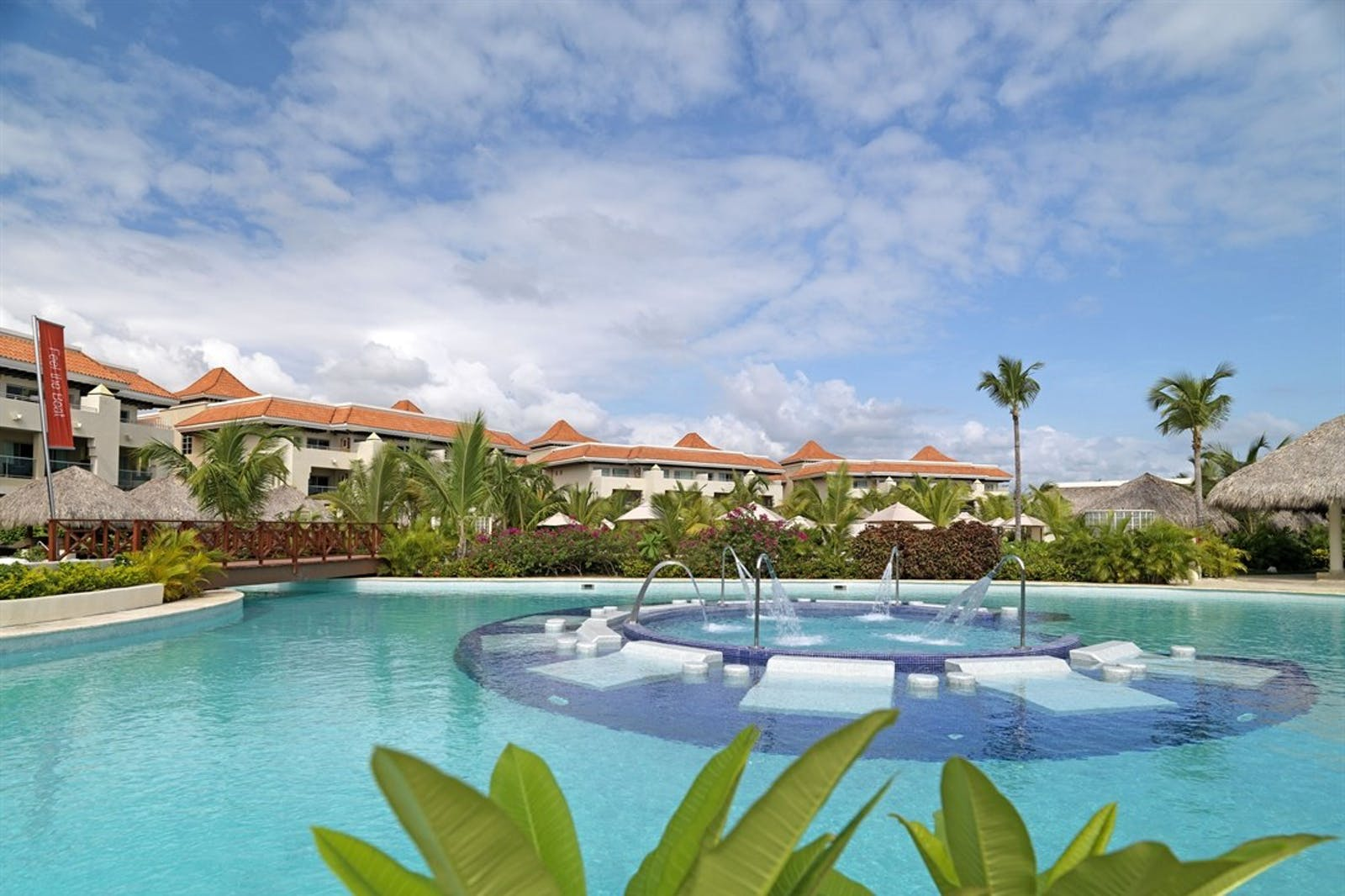 Main Pool at The Reserve at Paradisus Palma Real, Dominican Republic