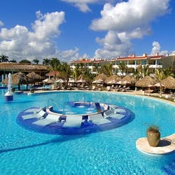 Pool at The Reserve at Paradisus Punta Cana Resort, Dominican Republic