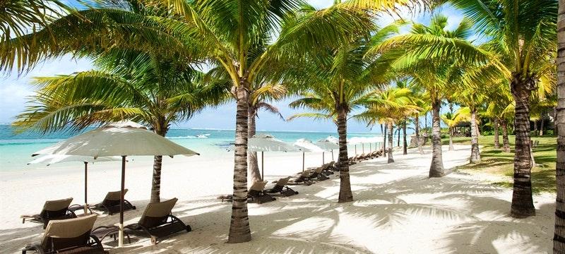 Luxurious Mauritius Beach with Luxury Dubai Stopover