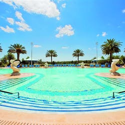 Swimming Pool at Ritz-Carlton Orlando, Grande Lakes