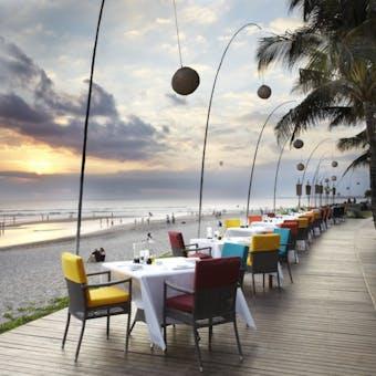 Breeze Beachfront Restaurant at The Samaya Seminyak