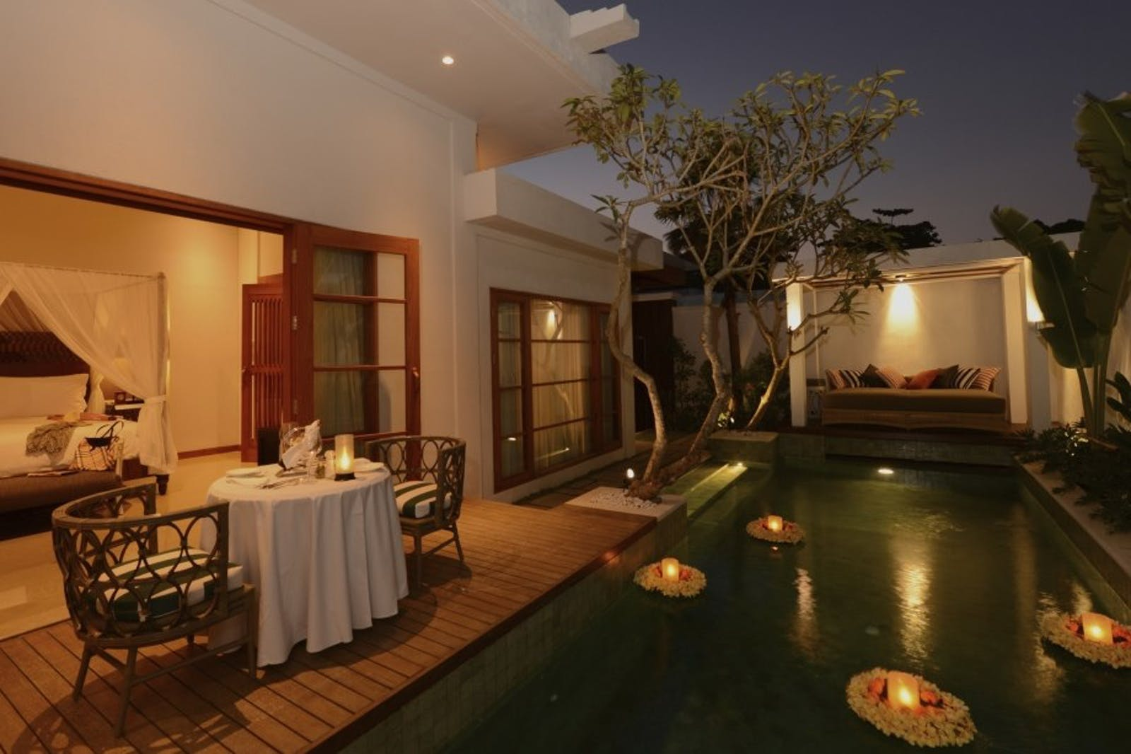 Pool Villa at The Samaya Seminyak