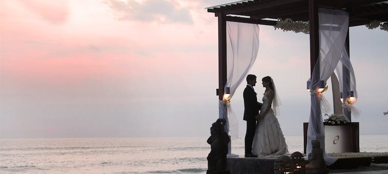 Wedding at The Seminyak Beach Resort & Spa