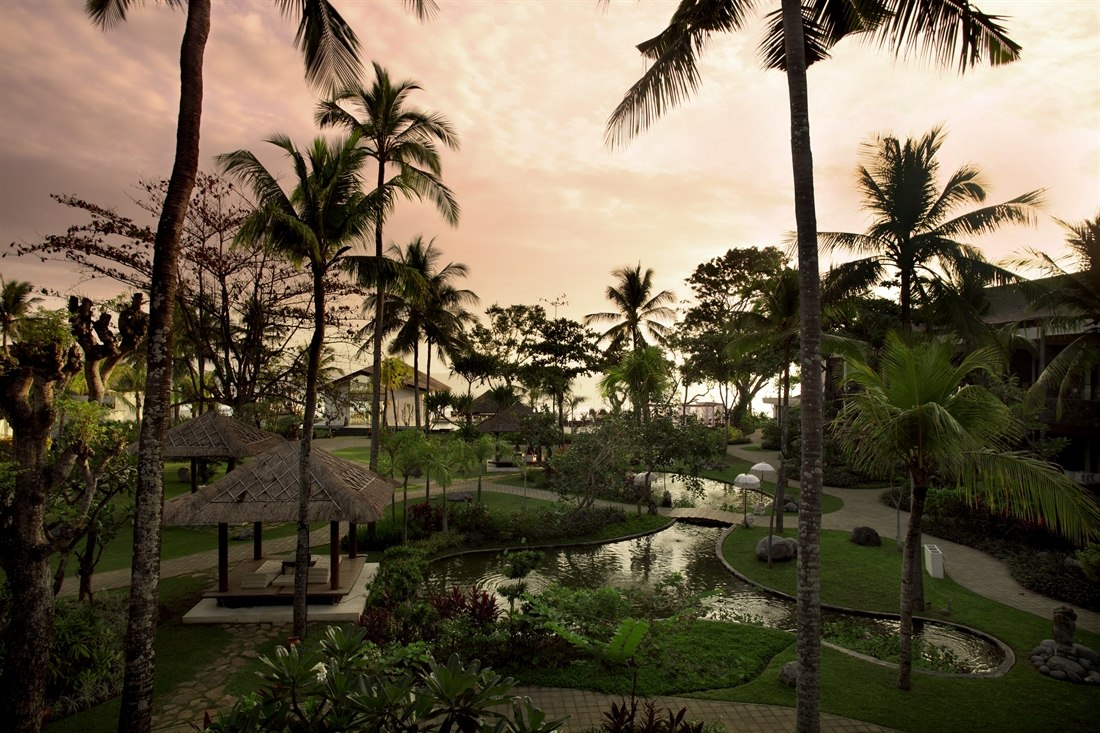 Gardens at The Seminyak Beach Resort & Spa