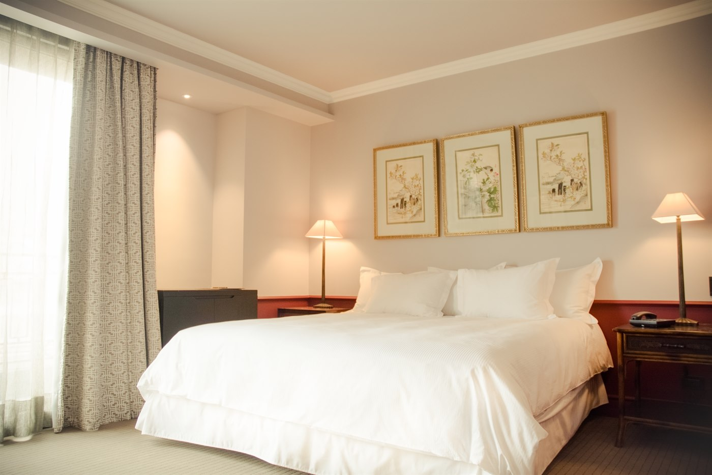 Classic Room, The Singular Santiago