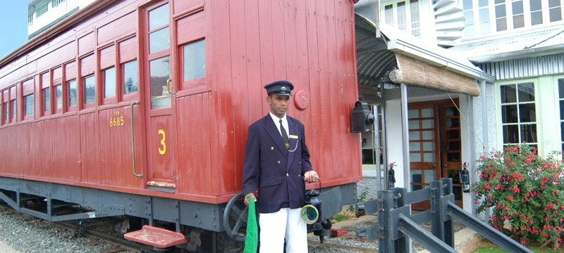 Train Carriage Restaurant