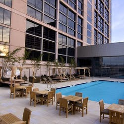 Swimming Pool at The Westin Galleria, Houston