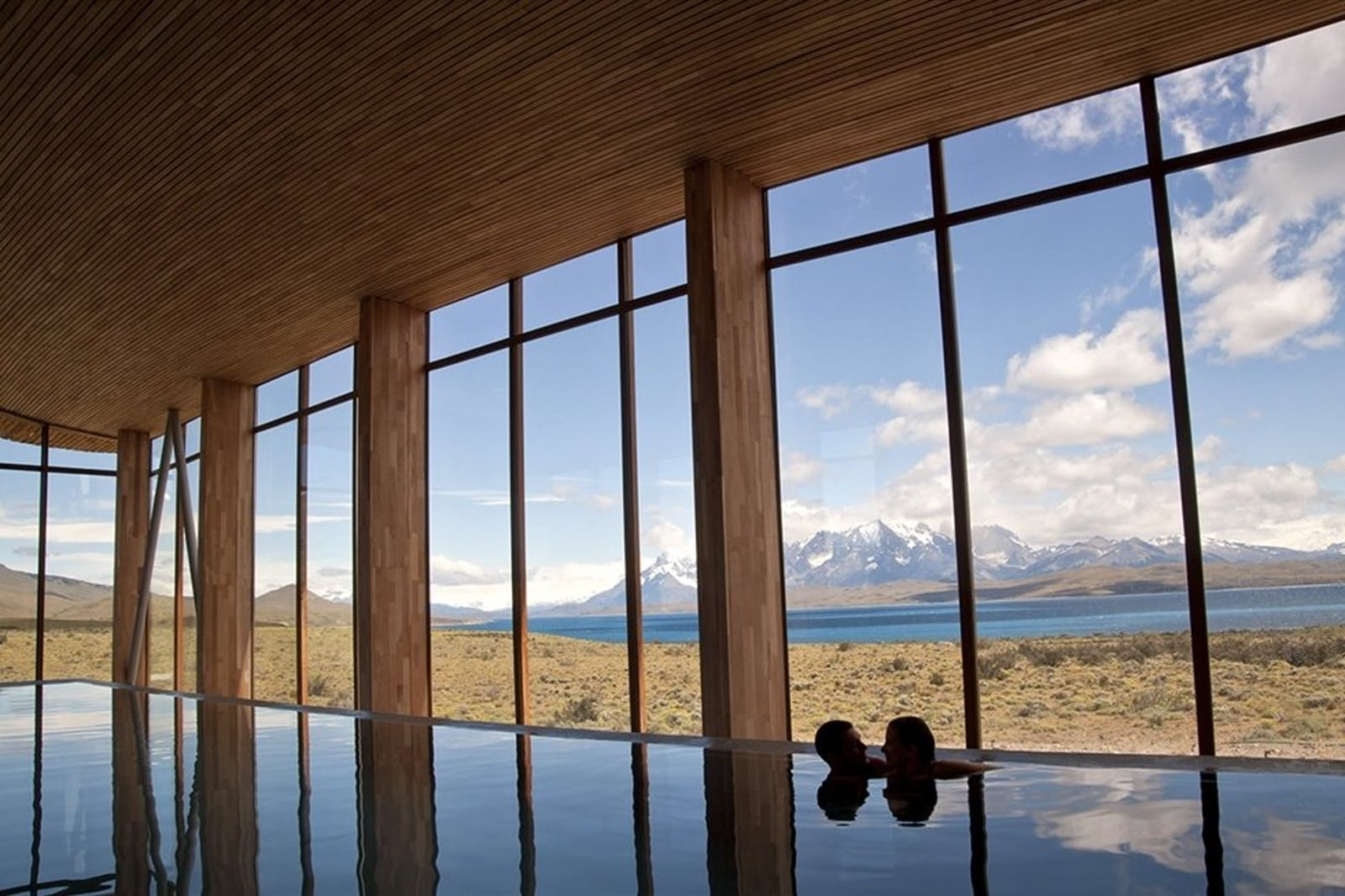 Indoor Swimming Pool, Tierra Patagonia