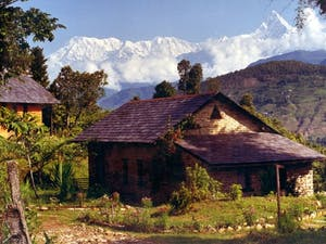 Tiger Mountain Lodge, Nepal