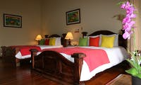 Accommodation, Trapp Family Hotel