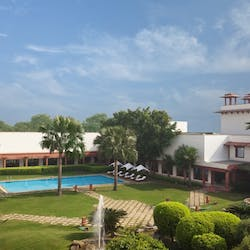 Exterior View at Trident Agra