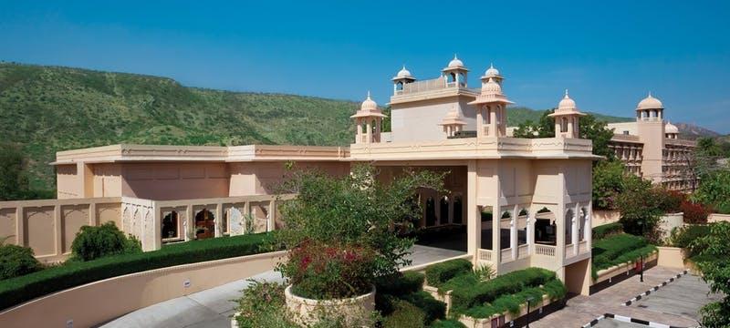 Trident Jaipur Entrance