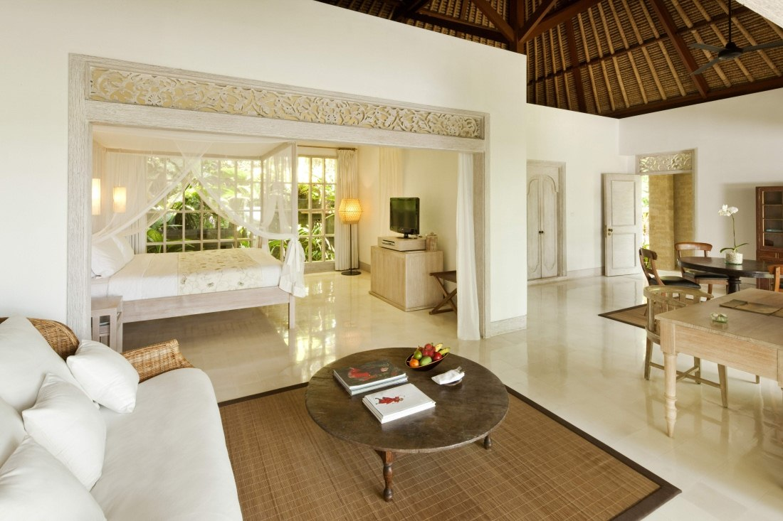 Bedroom at  at Uma By COMO, Ubud