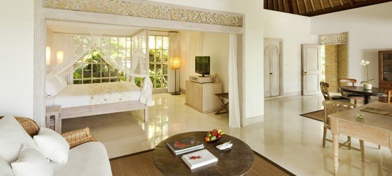 Bedroom at  at Uma By COMO, Ubud