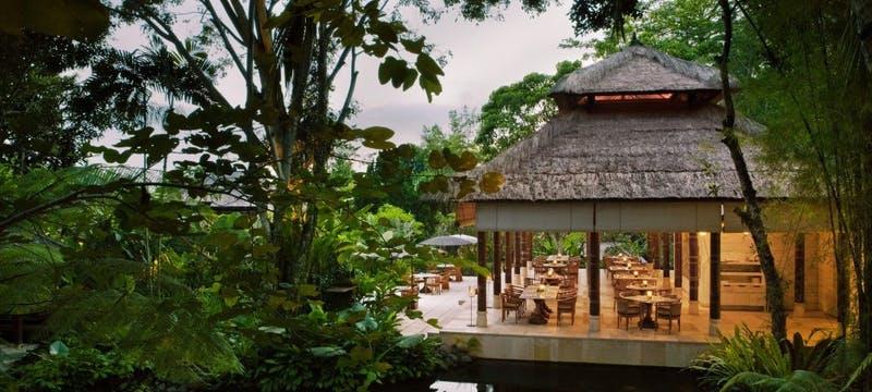 Kemiri Restaurant at Uma By COMO, Ubud