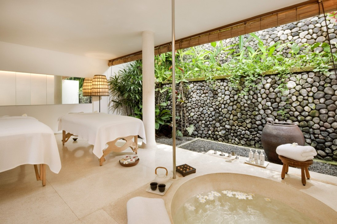 Spa Treatment Room at Uma By COMO, Ubud