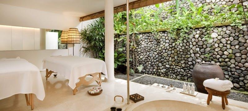 Spa Treatment Room at Uma By COMO, Ubud