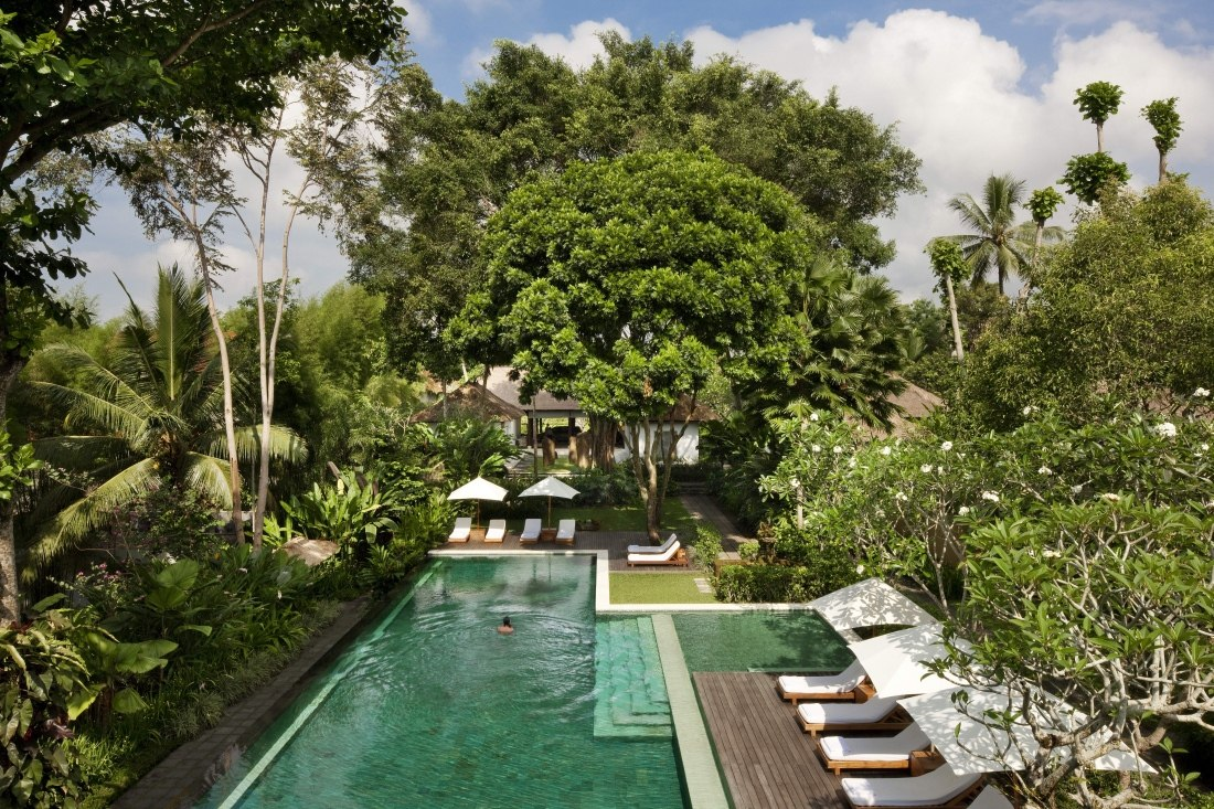 View of Pool at Uma By COMO, Ubud