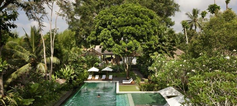 View of Pool at Uma By COMO, Ubud