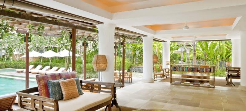 Pool Bar at Uma By COMO, Ubud