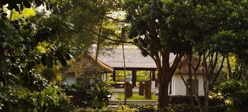 Yoga Pavilion  at Uma By COMO, Ubud