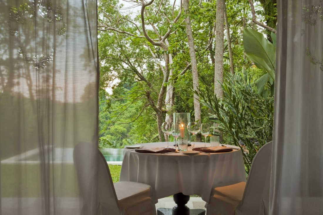 Private Dining at Uma By COMO, Ubud