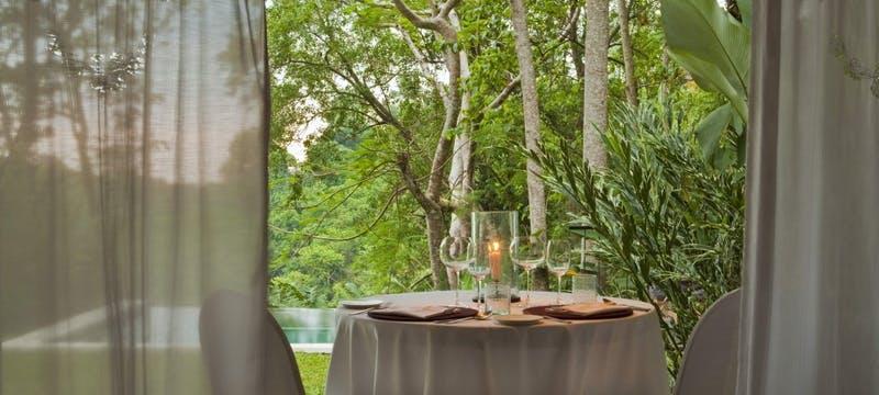 Private Dining at Uma By COMO, Ubud