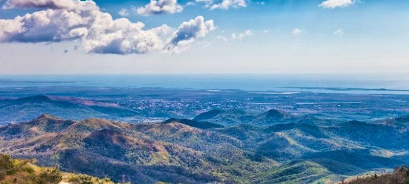 Escambray Mountains