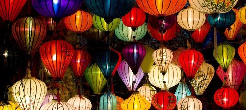 Lanterns of Hoi An