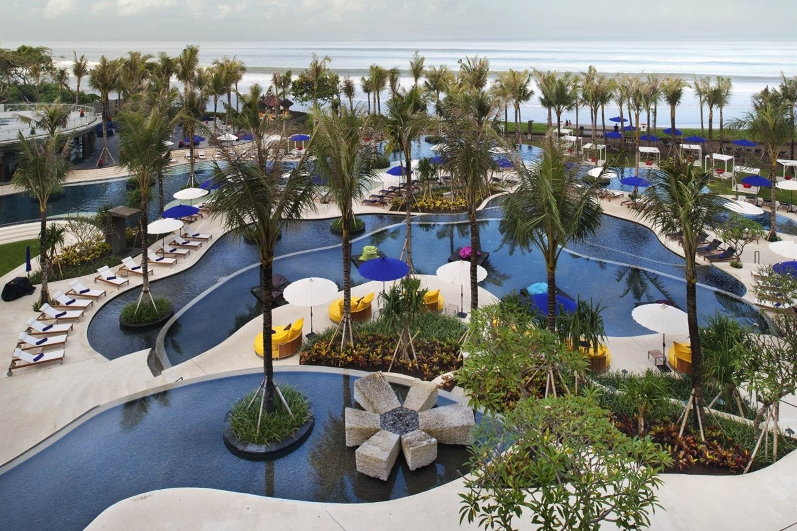 8 12 Pool View At W Bali Seminyak