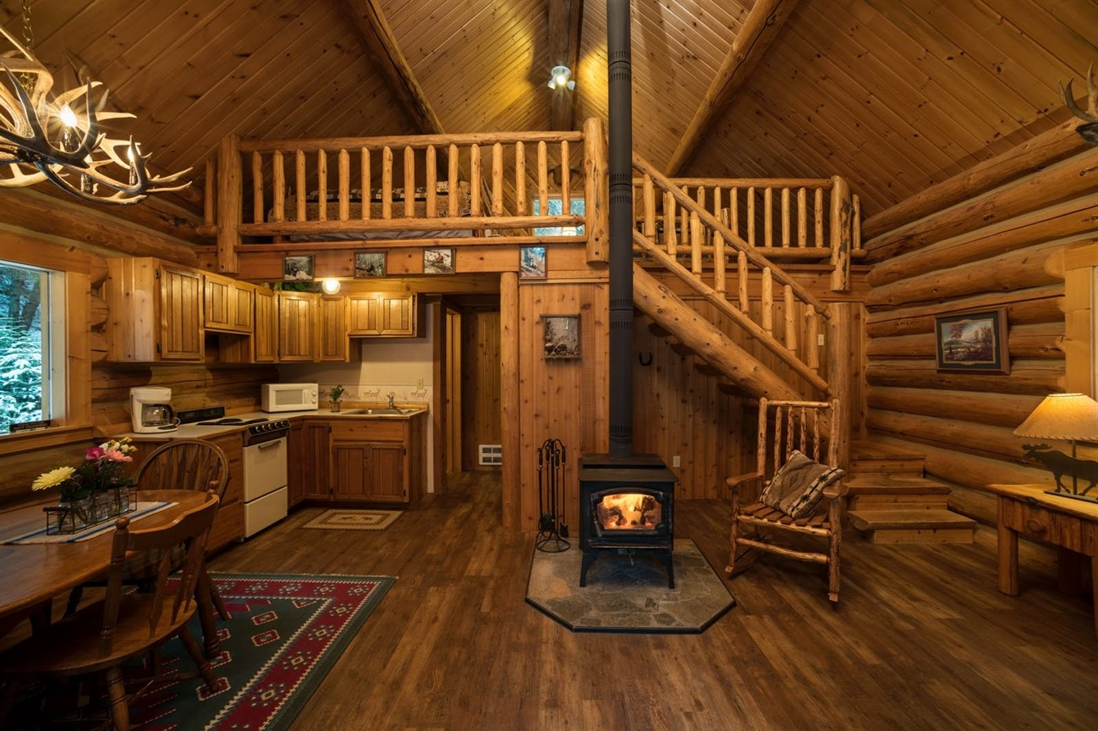 Cabin At Western Pleasure Guest Ranch